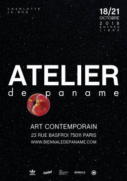 Atelier de Paname Poster