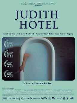 Judith hotel poster Charlotte Le Bon