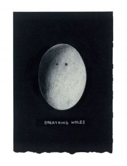 BREATHING HOLES