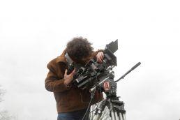 Judith Hotel behind the scenes cinematographer