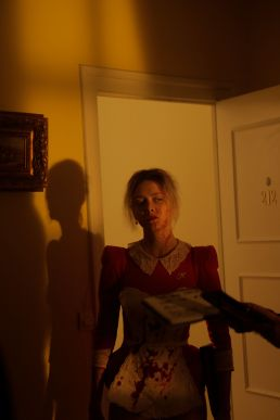Judith Hotel behind the scenes actress