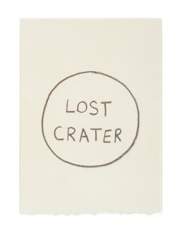LOST CRATER